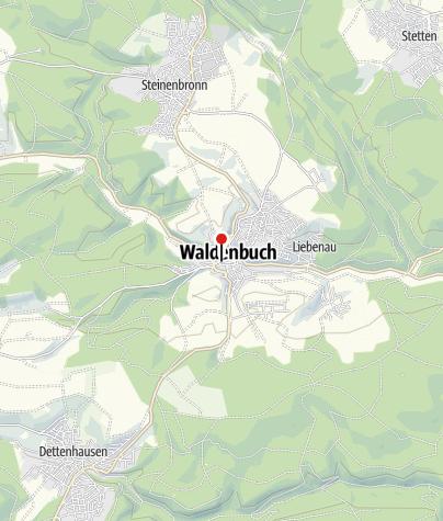 Karte / Ehemaliger Gasthof Post