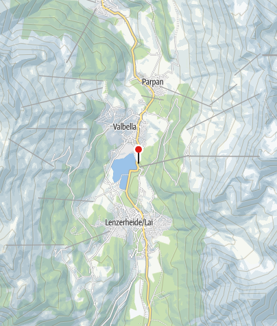 Karte / Revier Mountain Lodge
