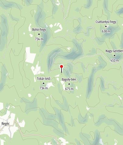 Térkép / Nagy Péter-mennykő