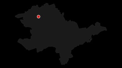 Map / Rund um den Goldbergsee
