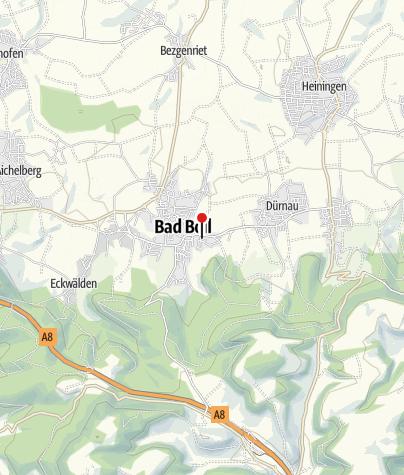 Karte / Landhotel Sonnenhalde