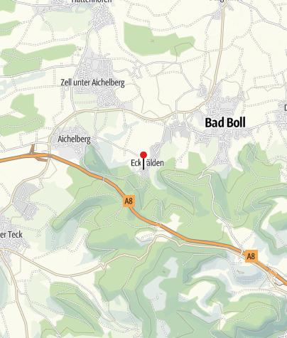 Karte / Bioland-Hotel Albblick