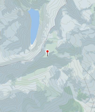 Karte / Bifertenhütte / Camona dil Durschin