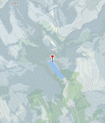 Karte / Wasserfälle am Lag da Pigniu