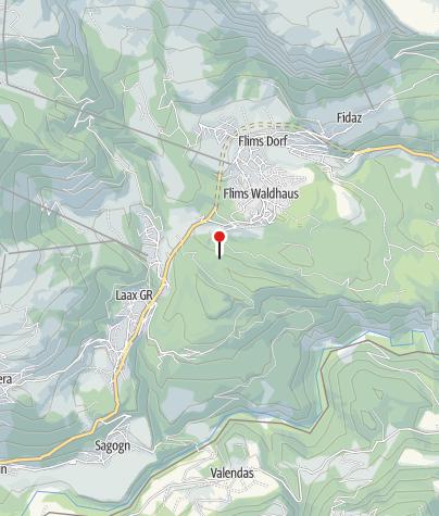 Karte / Hochseilpark Prau la Selva