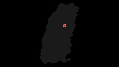 Map / Mountainbike Strecke Freudenstadt-Christophstal (MTB Bundesliga Strecke)