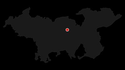 Karte / Rotwild-Erlebnispfad (barrierefrei)