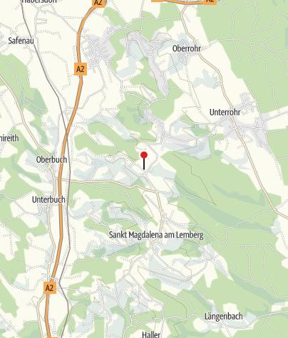 Karte / Buschenschank Fam. Weiss