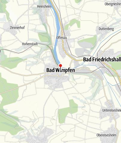 Karte / RadServiceStation Anna Blume Café