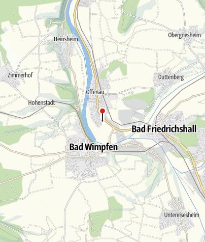 Karte / RadServiceStation Bäckereicafé Härdtner