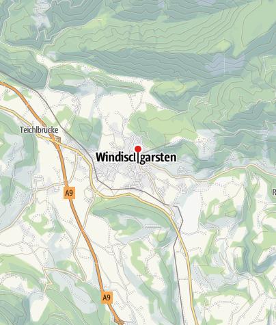 Karte / Sportstadl Windischgarsten