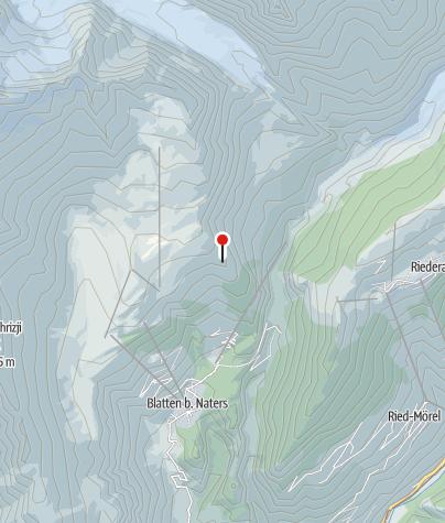 Map / Hotel Belalp