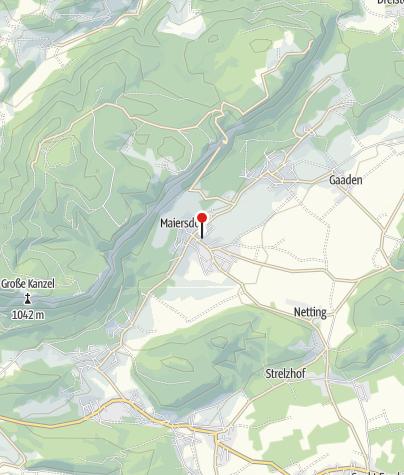 Térkép / Privatzimmer Leopold Reimansteiner