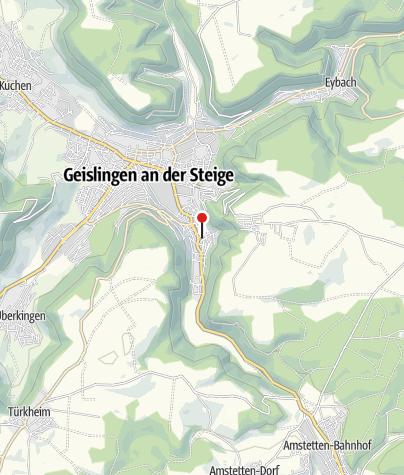 Karte / Evangelische Stadtkirche