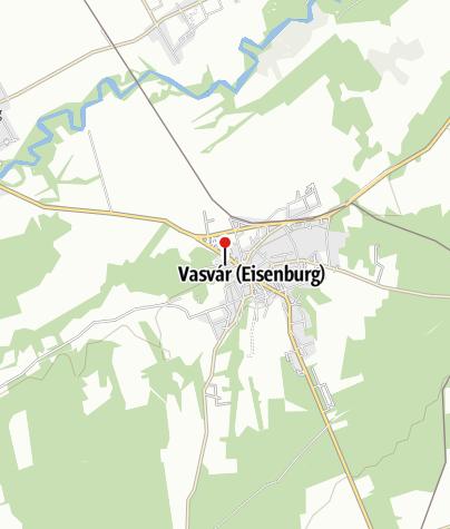 Térkép / Szentkútfürdő (Vasvár)