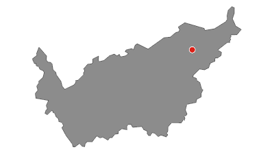 Karte / UNESCO-Höhenweg Bettmerhorn–Eggishorn
