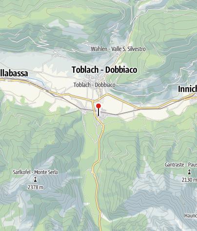 Mappa / Dolomiti Slowbike