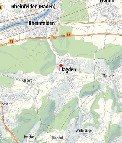 Karte / Freibad Magden