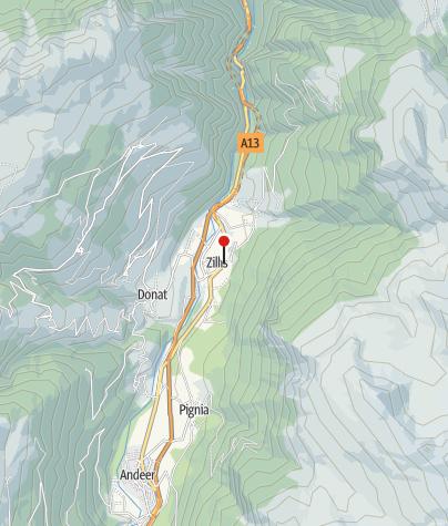 Map / Gasthaus Alte Post
