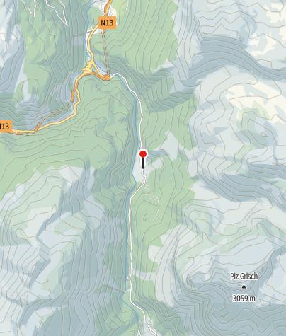 Karte / Gasthaus Edelweiss