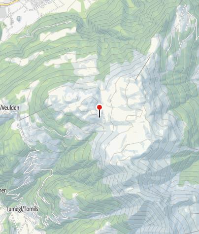 Karte / Alpbeizli Alp dil Plaun