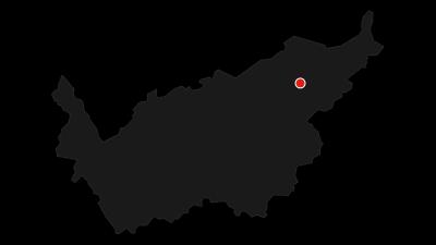Map / Von der Moosfluh zur Riederfurka