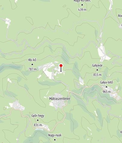 Karte / Kutak (Mátraszentlászló)