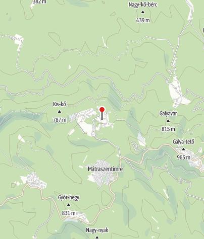 Map / Kétkerék Vendégház