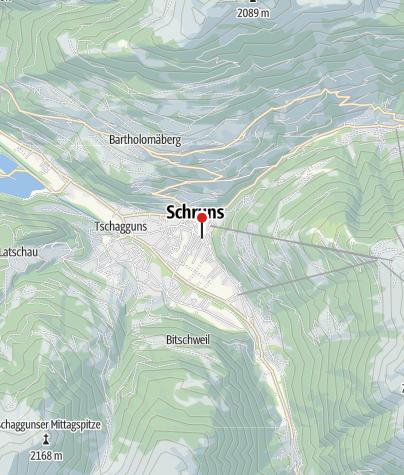 Karte / Haus Nr. 7 im Schrunser Veltliner Weg