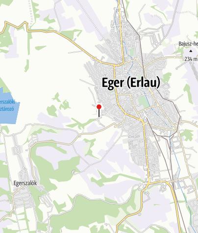 Térkép / Hotel Ködmön