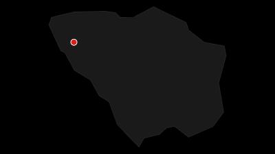 Karte / Agostyáni Arborétum