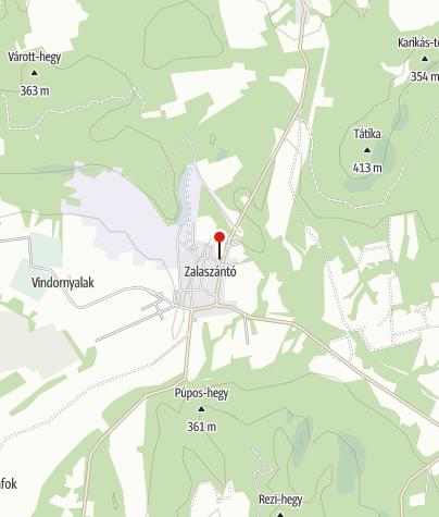 Map / Kotsy-vízimalom