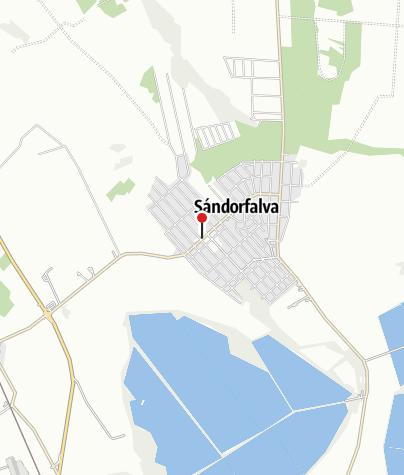Mapa / Platán Szálláshely