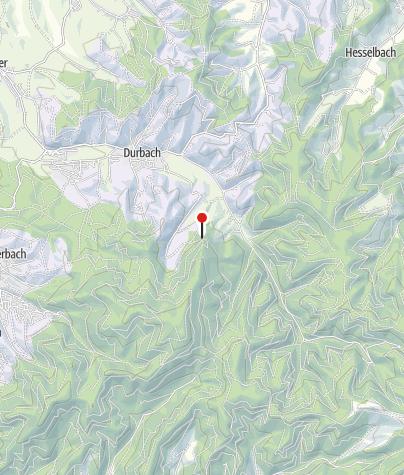 Karte / Pia-Hütte