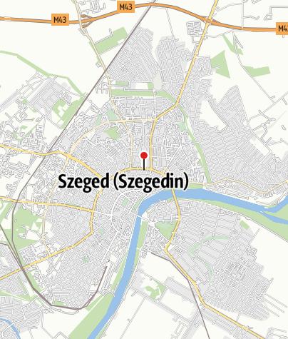 Map / Kerékpár Pont (Heavy Pedal Kerékpárüzlet és szerviz)