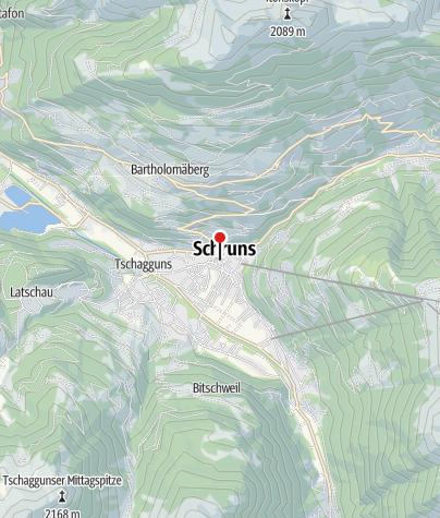 Karte / Pfarrkirche Hl. St. Jodok