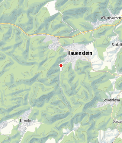 Carte / Paddelweiher-Hütte