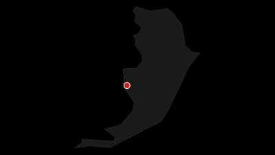Karte / Kámoni arborétum