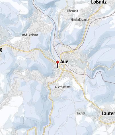 Karte / Auer Raachelmannelmarkt
