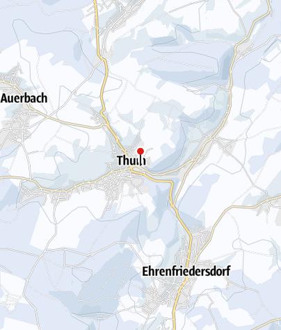 Karte / Weihnachtsmarkt in Thum mit Bergparade