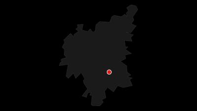 Karte / TraumRunde Kitzingen-Sulzfeld