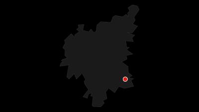Karte / TraumRunde Markt Einersheim