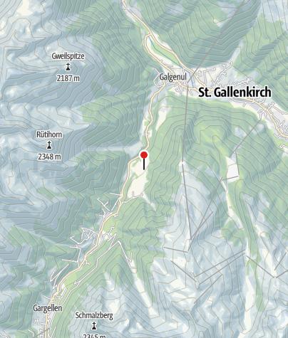Karte / Montafoner Steinschafe Sommer (Gampaping)