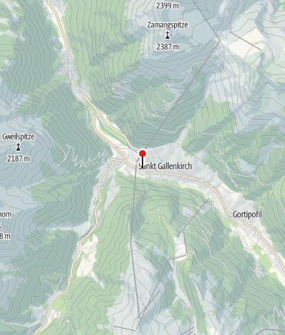 Karte / Stall Montafoner Steinschafe