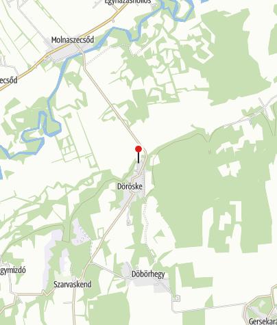 Mapa /  Szent Jakab templom  (Döröske)