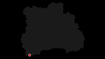 Hartă / DN 66A - Scocul Urzicarului - retur