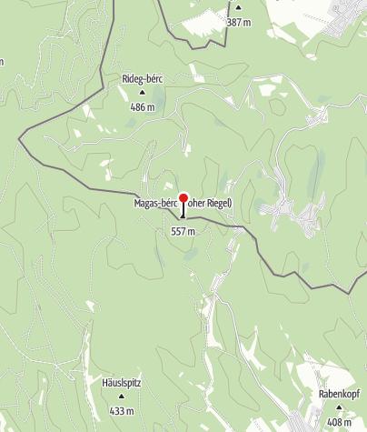 Térkép / Magas-bérci kilátó (Sopron)