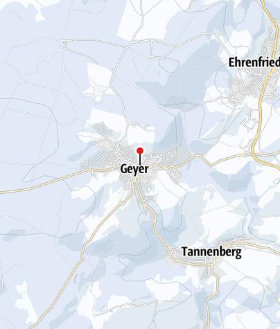 Karte / Weihnachtsmarkt in Geyer