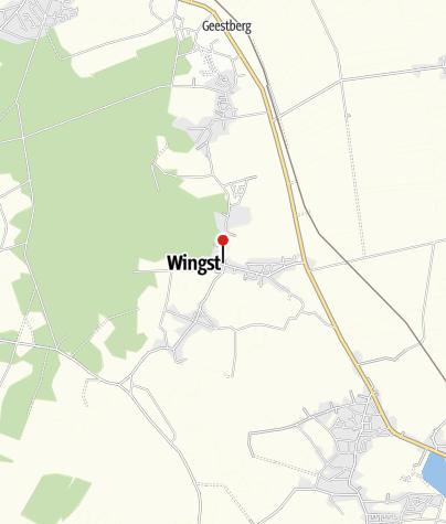 Karte / Tourismuszentrale Wingst der Samtgemeinde Land Hadeln