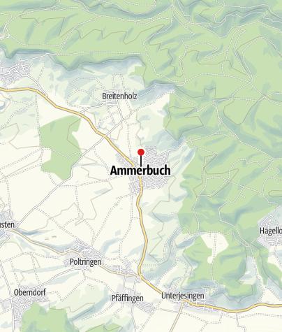 Map / Restaurant & Ferienwohnung Ägäis